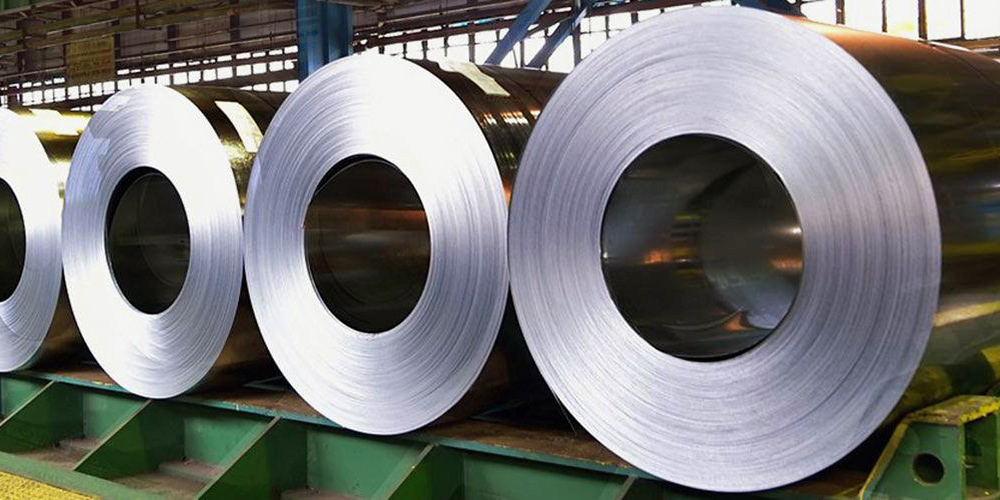 Steel sheet for construction and industry